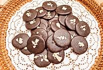 #蛋趣体验#巧克力杏仁脆的做法