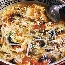 减脂番茄杂蔬汤,懒人快手汤