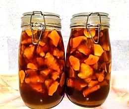 糖醋洋姜(甜蒜)的做法