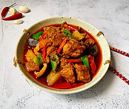 #秋天怎么吃#重庆烧鸡公的做法