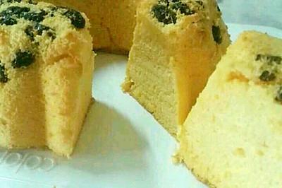 蜂蜜蛋糕(戚風版本)