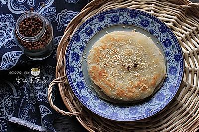 利仁电饼铛试用之五【烫面椒盐油酥饼】