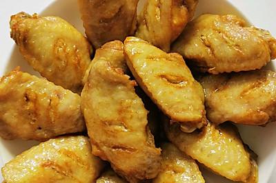 烤箱鹽焗雞翼