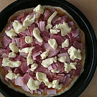 6寸培根披萨的做法图解10