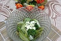 拌生菜的做法