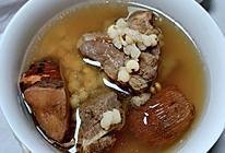 土茯苓清热祛湿汤的做法