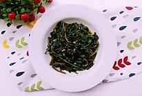 蒜蓉马齿苋~老家最常见的美味野菜的做法
