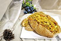 超すごい の 炒面面包的做法