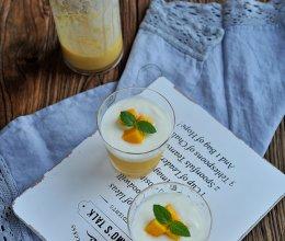 夏日甜品小魔法 | 芒果酸奶布丁杯的做法