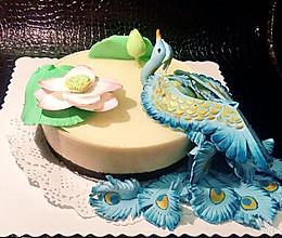 凤凰传奇--翻糖慕斯蛋糕的做法