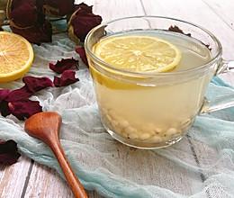 薏米柠檬茶的做法