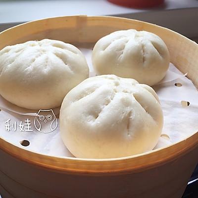 叉烧包 香菇青菜包