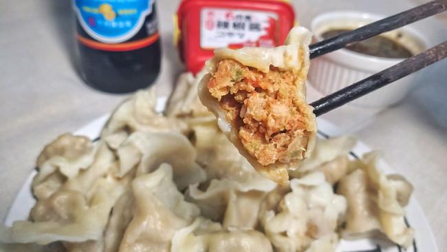 新年~饺子(猪肉芹菜馅)的做法