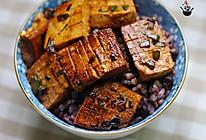 一食半刻 |铁板豆腐的做法