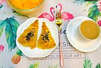 手抓饼菠萝派、苹果派的做法