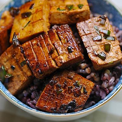 一食半刻  铁板豆腐