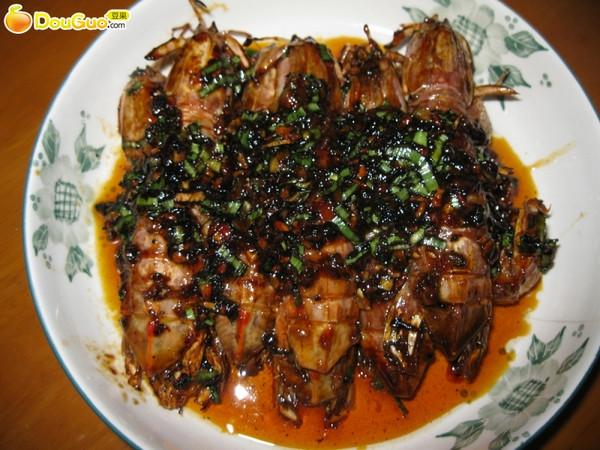 泰式甜辣濑尿虾的做法