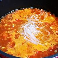 #入秋滋补正当时#龙利鱼粉丝番茄汤的做法图解13