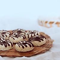 #花10分钟,做一道菜!# 椰香坚果酥饼的做法图解11