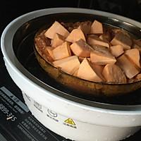 红薯粉蒸肉_微波炉版的做法图解10