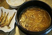 #午餐#韩国牛肉海带豆芽汤的做法