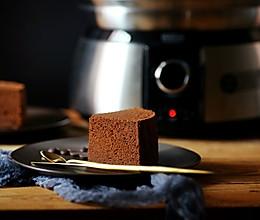 巧克力蒸蛋糕的做法