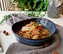 炖白菜#百菜不如白菜#的做法