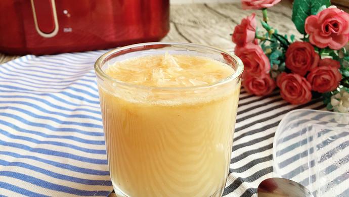 蜜桃柚子汁