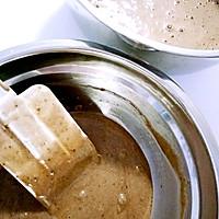 腰果可可纸杯蛋糕(全蛋打发 无添加)#急速早餐#的做法图解5