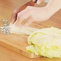小羽私厨之醋溜白菜的做法图解1