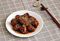 秘制可乐鸡翅#金龙鱼外婆乡小榨菜籽油 最强家乡菜#的做法