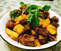 菠萝炒鸭肉的做法