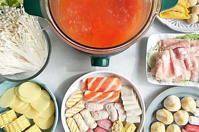 快手番茄火锅