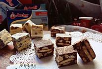可可巧克力雪花酥#安佳烘焙学院#的做法