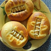 肠仔面包(冷藏发酵法)