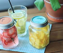 奇异果柠檬维他命水|一厨作的做法