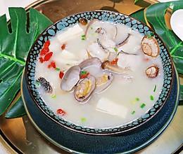【奶白黑鱼汤】提高免疫力♥三界蛋白质♥蜜桃爱营养师私厨的做法