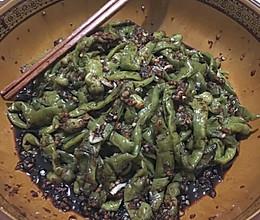 凉拌辣椒的做法