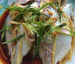 清蒸海鱼的做法