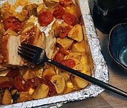 这样做出的脆皮烤肉 皮脆肉嫩❗️酸甜不腻口的做法