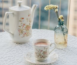 现煮清爽低糖阿萨姆奶茶的做法
