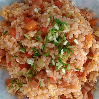 【炒飯系列】番茄醬燴飯