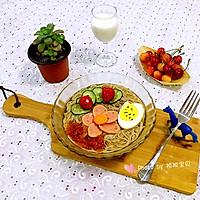 花式荞麦冷面#我的品道美食#的做法图解11