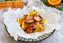 橙香五花肉的做法