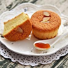 全蛋海绵杯子蛋糕