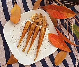 香煎沙丁鱼的做法
