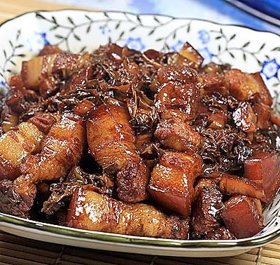 梅菜五花肉