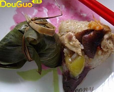 潮汕粽子的做法