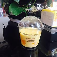 芒果慕斯杯