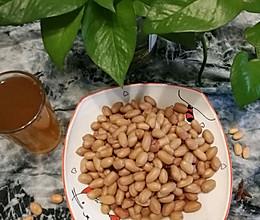 水煮五香花生米的做法